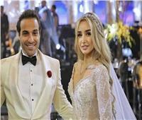 «بعد سنتين زواج».. أحمد فهمي يسرق زوجته هنا الزاهد