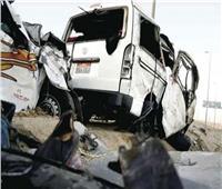 مصرع شاب وإصابة أخر إثر حادث تصادم سيارة بإدفو