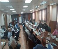 نائب محافظ القاهرة تعقد اجتماعًا لمناقشة الخطة الاستثمارية لإحياء المنطقة الجنوبية