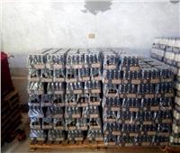 تموين الشرقية: ضبط عصائر وبسكويت منتهي الصلاحية