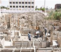 الفيوم: 60 % نسب التنفيذ لتطوير 63 قرية