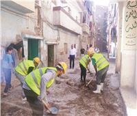 حياة كريمة تشنئ  37 مدرسة و27 وحدة صحية جديدة بمحافظة أسيوط