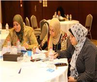 «قومي المرأة» يختتم ورشة عمل خاصة بتقديم الدعم من خلال الخط المختصر