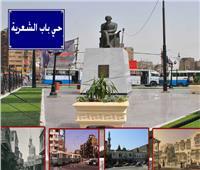 سكنه وجهاء القاهرة وتحول لموطن أصحاب الحرف.. قصة تسمية «باب الشعرية»