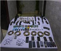 اعترافات تفصيلية لعاطل يتاجر في الأسلحة النارية والمخدرات بكرداسة