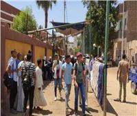 طلاب الثانوي يؤدون امتحانات الكيمياء والجغرافيا بالدور الثاني في المنيا