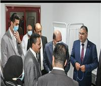ممثل الأغلبية البرلمانية يفتتح عيادات مستقبل وطن الطبية في شبرا الخيمة