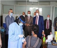 جامعة الأزهر تعلن تطعيم 2285 من طلابها بلقاح كورونا في اليوم الأول