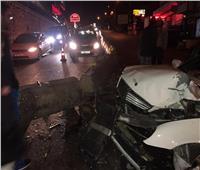 الحزن يخيم علي أهالي سمالوط بعد مصرع 9 أشخاص بينهم أطفال
