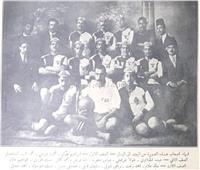 في 1916.. أول فريق مصري يفوز في مباراة ضد الإنجليز