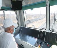 وزير النقل يكشف معدلات إنجاز مونوريل العاصمة الإدارية