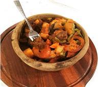 طريقة عمل طاجن «اللحم بالتمر» المغربي