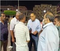 محافظ الشرقية يقرر تطوير منطقتين بحي مبارك بالزقازيق