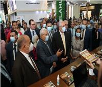 «القصير» يفتتح المعرض الزراعي الدولي بمشاركة 250 شركة