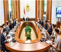 الرئيس السيسي يستعرض مستجدات مشروعات البنية الأساسية والمرافق بالعاصمة الإدارية