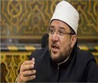 وزير الأوقاف يؤكد ضرورة احترام دستور الدولة وإعلاء دولة القانون