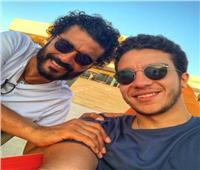 «عيد ميلاد سعيد للملك».. نور خالد النبوي يهنئ والده بعيد ميلاده الـ 55