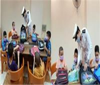 «الداخلية» توزع 32 ألف حقيبة مدرسية بمشتملاتها على الأكثر احتياجًا
