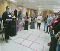 قومي المرأة بأسيوطيعقد دورة تدريبية بعنوان «مجموعات الإدخار والإقراض الرقمي»