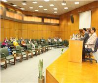 نائب رئيس جامعة أسيوط يفتتح فعالياتالبرنامج التدريبي لتنمية مهارات العاملين