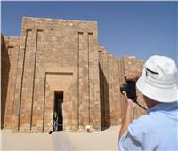 40 جنيهًا للمصريين.. أسعار تذاكر زيارة مقبرة الملك زوسر بسقارة