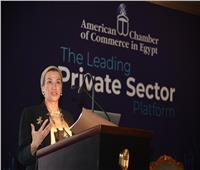 وزيرة البيئة: مصر أول دولة عربية تتجه لمشروعات الاقتصاد الأخضر