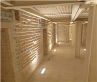 «الآثار» تكشف عن فيديو توضحي لمقبرة الملك زوسر في سقارة