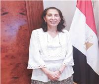 ريم بهجت: 1600 طالبا في المرحلة الأولى لجامعة مصر المعلوماتية
