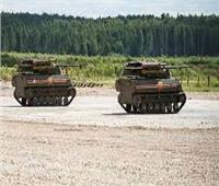 روبوتات هجومية تشارك مع القوات الروسية في التدريبات «غرب 2021»