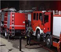 السيطرة على حريق  نشب بشقة سكنية بأرض اللواء