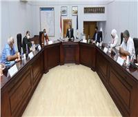 وزير السياحة يُعقد اجتماعاً لمناقشة آخر أعمال التطوير التي تتم بالمواقع الأثرية