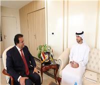 وزير التعليم العالي يؤكد على أهمية التؤامة بين الجامعات المصرية والإماراتية