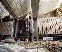 مصر تسابق الزمن.. «المتحف المصري الكبير» يقترب من أبهار العالم