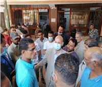 الفرق الطبية بالشرقية تواصل تطعيم المواطنين بلقاح كورونا