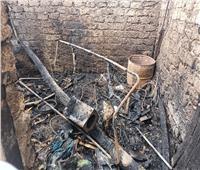 إخماد حريق منزل بقرية في الشرقية.. وخسائر في الماشية