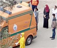 العناية الإلهية تنقذ 10 عمال من الموت في انقلاب سيارة بمنشأة القناطر