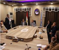 رئيس جامعة الأزهر يترأس اجتماع متابعة ملف التحول الرقمي