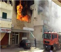ماس كهربائي يتسبب في حريق داخل وحدة سكنية بقنا.. والحماية المدنية تتدخل