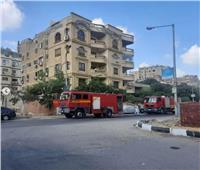 السيطرة على حريق منزل الفنان شريف منير بالمقطم