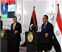 مدبولي: حريصون على تقديم مختلف أوجه الدعم للشقيقة ليبيا لتنفيذ خارطة الطريق