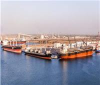 تصدير 1781 حاوية من ميناء دمياط خلال 24 ساعة