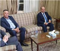 نقيب الصحفيين الفلسطينيين: زيارة الوفد الإعلامي لمصر ناجحة