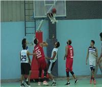 «سلة الأهلي» يكتسح «القاهرة» في بطولة المنطقة