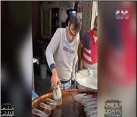 أحمد شيبة: بعت الكنافة وعملت في تصليح السيارات قبل الشهرة| فيديو