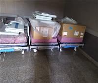 محافظ دمياط:  تجهيزات إضافية بـ 5 مستشفيات لدعم أقسام العناية المركزة