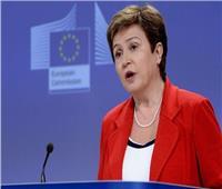 جورجييفا تنفي تغيير تقرير للبنك الدولي استرضاء الصين