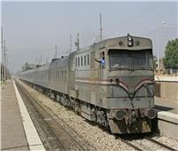 حركة القطارات  70 دقيقة تأخير على خط «قليوب - الزقازيق - المنصورة»