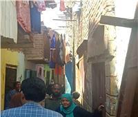 إزالة 373 عقارا من منطقة عزبة أبو قرن العشوائية ونقل 1275 أسرة