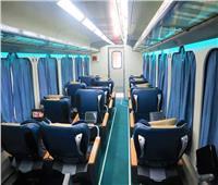 «أفخم خدمة في السكة الحديد».. ننشر مواعيد قطارات الـ « Top vip »| صور