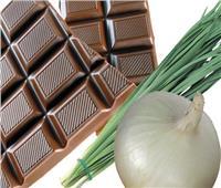 دراسة: البصل يتفوق على الشوكولاتة في جلب السعادة